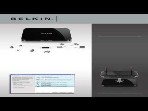 Belkin F5L009 5 Port Network USB Hub