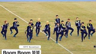 Download Lagu 세븐틴 Seventeen[4K 직캠]Boom Boom 붐붐@170311 Rock Music Mp3