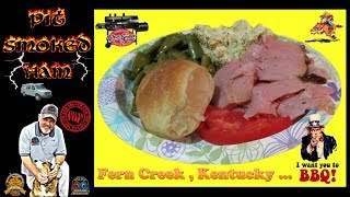 For Our Sunday Cook , we are Heading Out Back to my CharGriller 5050 to Smoke Y'all Out a Bone In Smithfield Ham !!! Mama Whipped Up some of Her DELICIOUS Tater Salad , and some Greasy Green Beans , with Texas Yeast Rolls !!! OMG in Heaven it's so NEXT Level Yummy !!! We Got Plenty , Hop in the Truck and Come On ... Thank You so Very Much my Friends , Fritz ...