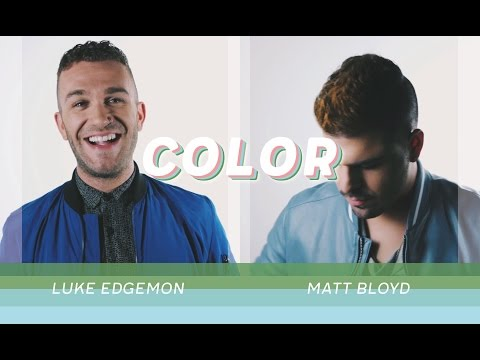 Color - Todrick Hall cover by Matt Bloyd and Luke Edgemon (видео)