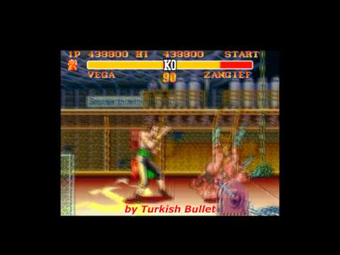 Street Fighter II Turbo : Hyper Fighting Super Nintendo