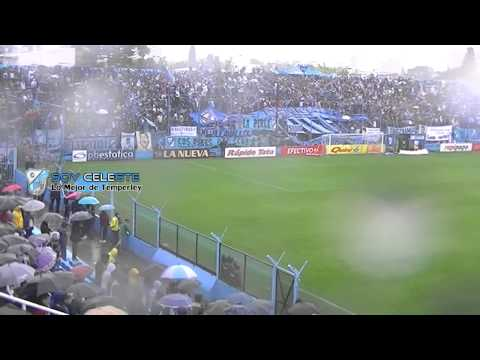 Video - Hinchada de Temperley vs Huracán - Los Inmortales - Temperley - Argentina