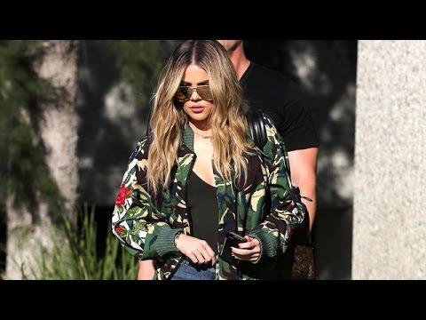 Khloe Kardashian Is Asked About Kris Jenner