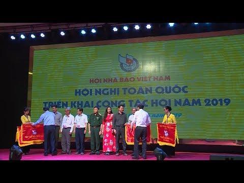 Hội Nhà báo Việt Nam tổ chức Hội nghị toàn quốc triển khai công tác Hội năm 2019