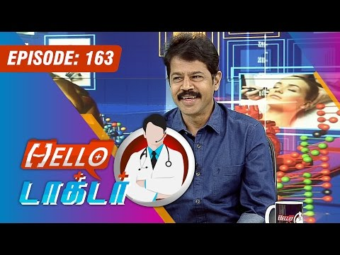Hello Doctor - Treatment For Hair Loss  - [Ep 163]