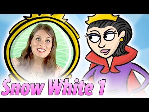 snow white story in english pdf