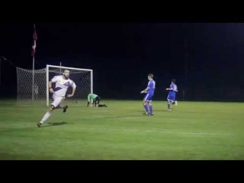 MSOC: TWU Spartans 2 UBC Okanagan 1 - Hightlights - Sept. 26, 2014