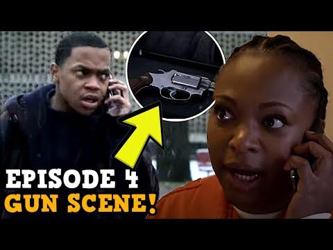 Power Book II: Ghost 1x04 'EPISODE 4 GUN SCENE BREAKDOWN' Does Tariq Need A Gun?