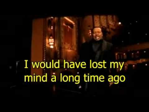 Never Would Have Made It - Marvin Sapp - WITH LYRICS