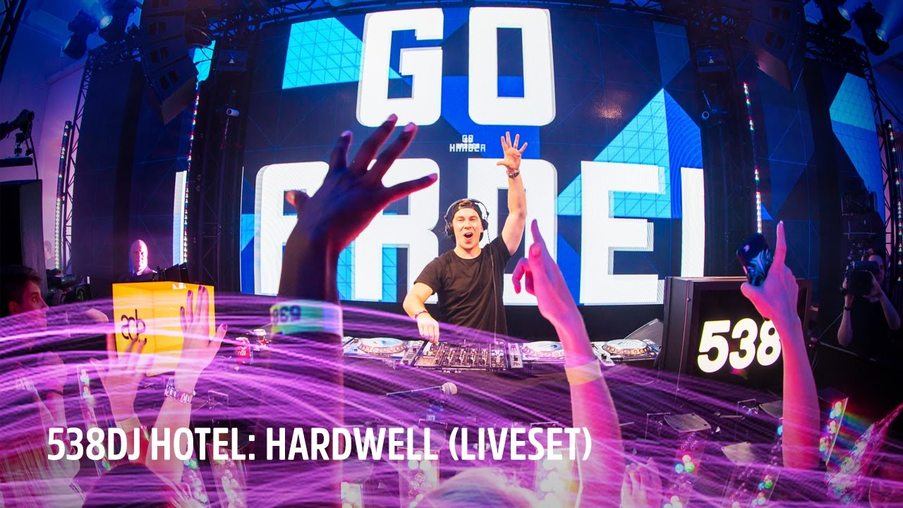 Hardwell - Live @ 538DJ Hotel 2016