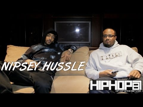 Nipsey Hussle Talks Favorite Record off Crenshaw, Recording Process & Mixtape Concept (Part 1)
