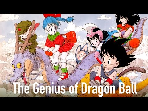 The Genius of Dragon Ball