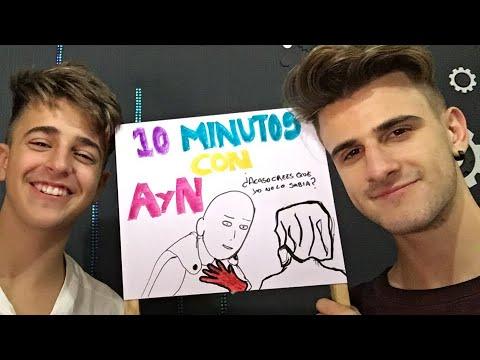 Frases sabias - Diez Minutos con A&N  10/12/19  ¿Acaso crees que yo no lo sabía?