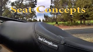 8. Seat Concepts - Best Bike Seat Review/install ADV KLR650