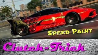 Nonton Speed Paint Ferrari FXX K (Forza Horizon 3) Film Subtitle Indonesia Streaming Movie Download