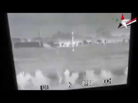 Изнутри сирийского Т-90