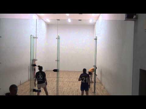 ICHA 40x20 Doubles 2014, Women's Open Final Game 2