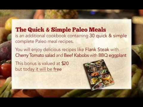 what is the paleo diet ? How paleo diet recipes Help to Loose wight & Burn Fat fast.