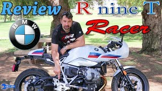3. 2017 BMW R nine T Racer review