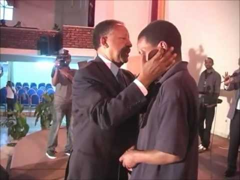 EECDC Miracle Healing Service In Ethiopia - Pastor Hanfere (Part 1)