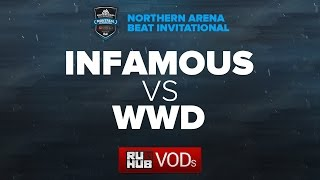 Infamous vs Freedom, game 1