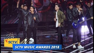 Video Anak Langit All Stars - 100% Rock n Roll | SCTV Music Awards 2018 MP3, 3GP, MP4, WEBM, AVI, FLV Agustus 2018
