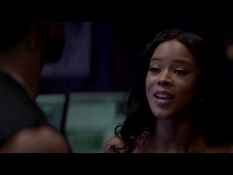 Empire 6x02 Tiana and Devon talk about their relationship