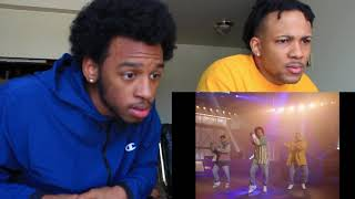 image of Bruno Mars - Finesse (Remix) [Feat. Cardi B] [Official Video] - Reaction