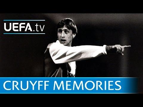 Johan Cruyff: A legend remembered