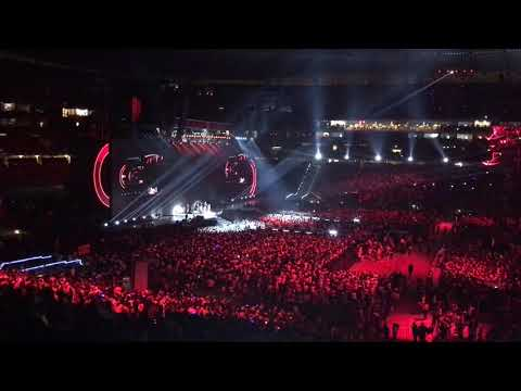 Cassper Nyovest ft Mahotela Queens Live at Global Citizen Festival