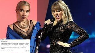 Video Taylor Swift Fans BASH Hayley Kiyoko, But Taylor's Response Surprises Everyone! MP3, 3GP, MP4, WEBM, AVI, FLV Mei 2018