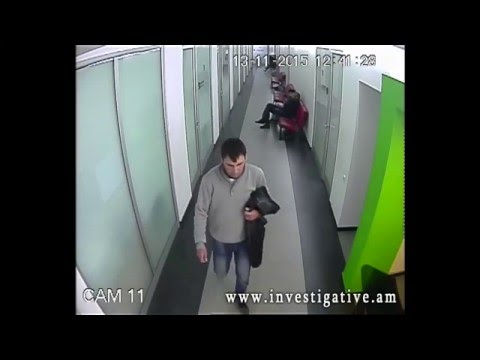 Դրամապանակի գողություն՝ բժշկական կենտրոնում (Տեսանյութ, լուսանկարներ)