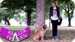 Gassi Gehen - Knallerfrauen Mit Martina Hill | Die 3. Staffel In SAT.1
