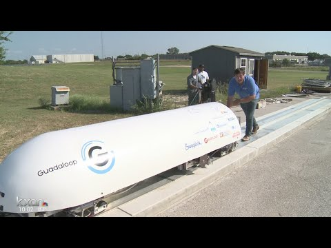 Texas considered for Hyperloop route as Austin team wins SpaceX innovation award