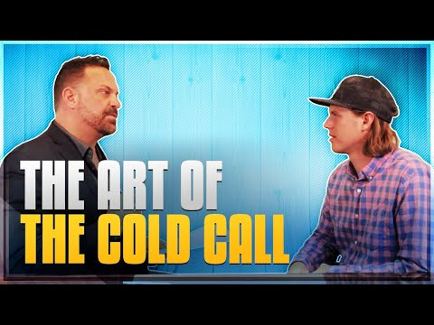 The Art of The Cold Call KNOCK KNOCK!!
