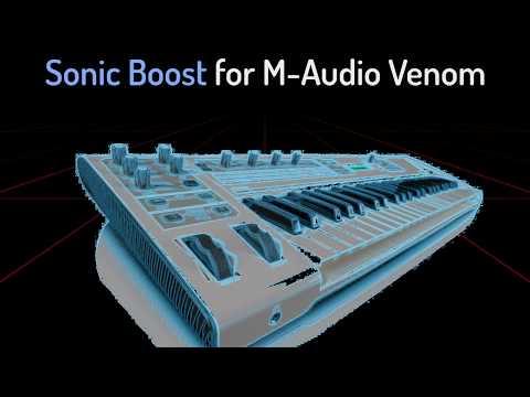 M-Audio Venom Presets