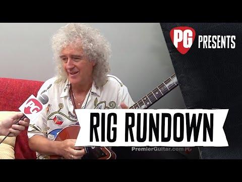 Rig Rundown - Queen's Brian May