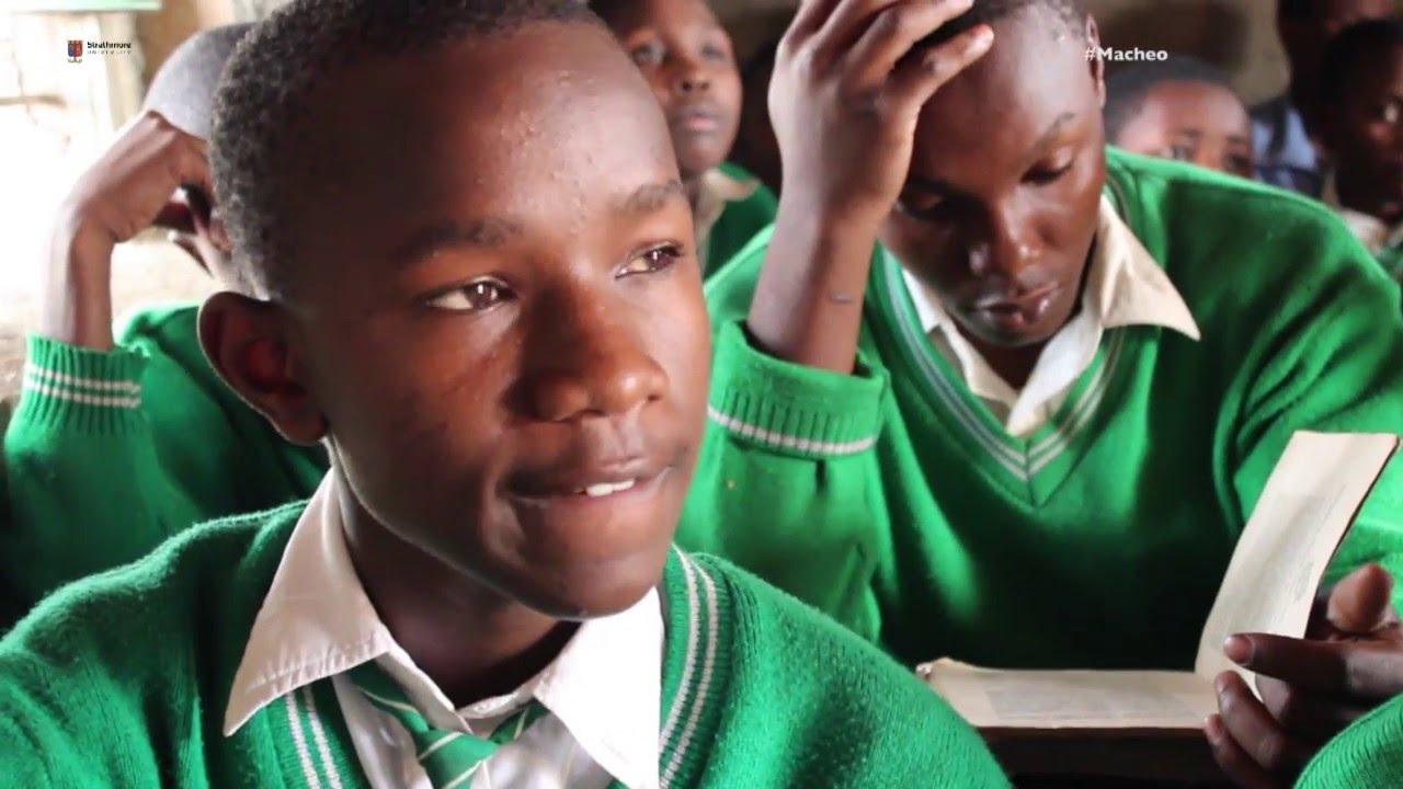 """Sunrise in Kibera"" Mentoring Disadvantaged Youth in Kenya"