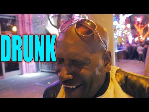 Drunk on Men's Nipples | The DUIQ (видео)