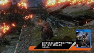Fuera Del Control: Sekiro: Shadows Die Twice