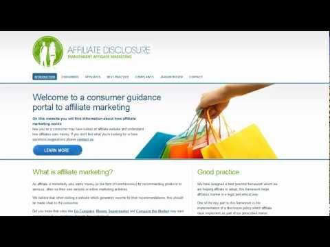 Affiliate Disclosure Implementation