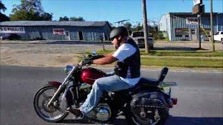 7. 2004 Harley Davidson Sportster 1200 Custom