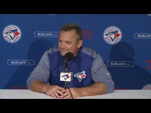 Video: Gibbons sings Barney's praises, except for the slide