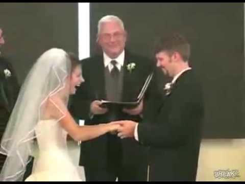 ma quanto ride questa sposa!