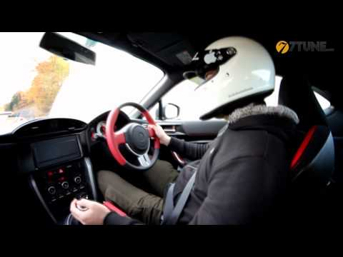 NEW TOYOTA 86 TEST DRIVE