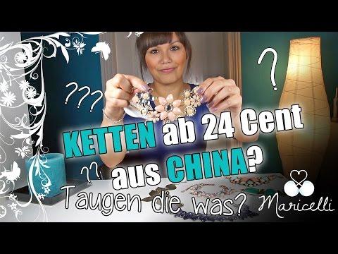 STATEMENT KETTEN ab 24 Cent aus CHINA im Test