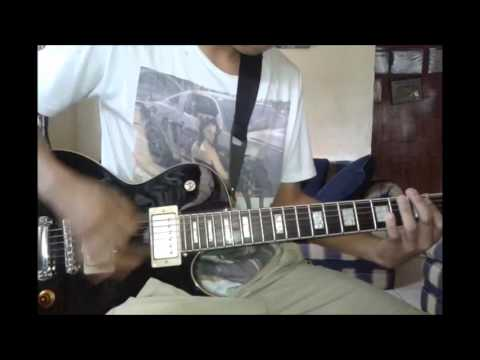 Right Back At It Again by A Day to Remember Guitar Cover