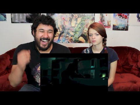 JOHN WICK TRAILER REACTION!!!