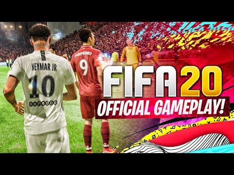 FIFA 20 Exclusive Gameplay!