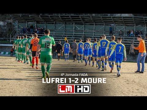 Lufrei 1-2 Moure - FADA 1ª Div 16/17 - LM HD (видео)
